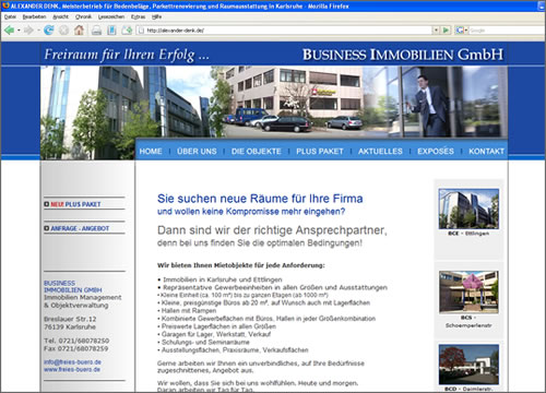 Business Immobilien Karlsruhe